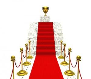 Winning red carpet SM