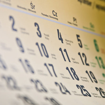 The Customer Success Calendar