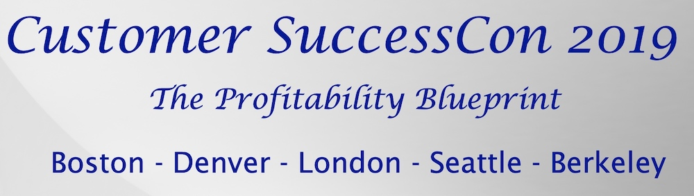 Customer SuccessCon - The Profitability Blueprnt