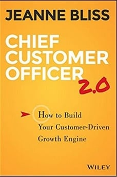 Book cover: Chief Customer Officer 2.0