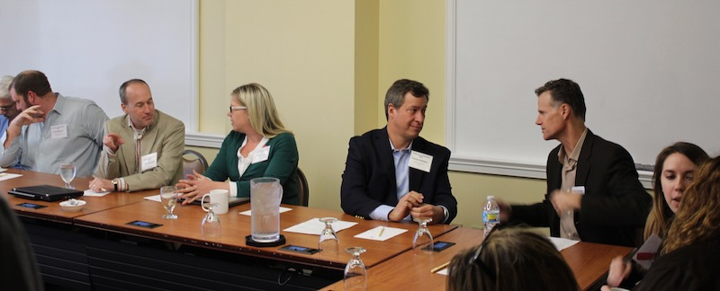 Customer Success professionals attending a Customer SuccessCon session