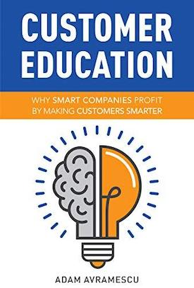 Book cover: Custoemr Education
