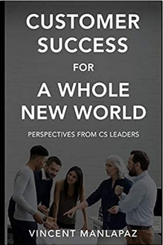 Book cover: Customer Success for a Whole New World