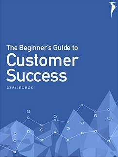 Book cover: The Beginners Guide to Customer Success