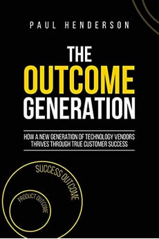 Book cover: The Outcome Generation