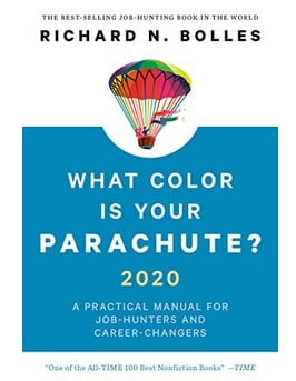 Image of book cover for What Color Is Your Parachute 2020