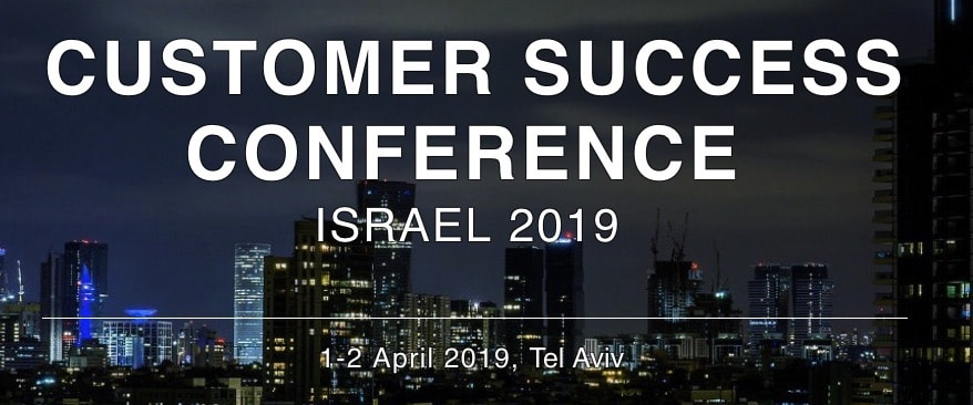Customer Success Conference – Israel