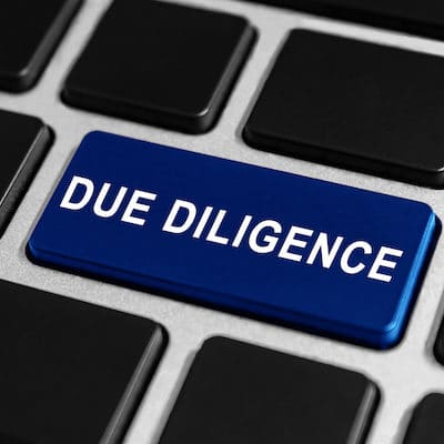 Due Diligence For Customer Success Group Executives